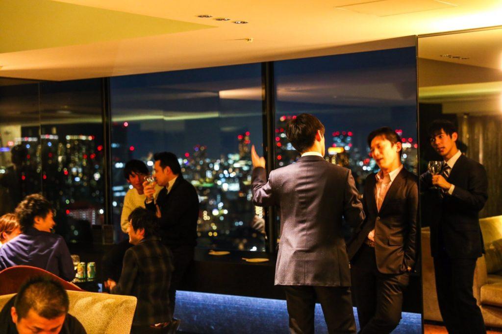 (終了)6/22(金) 三軒茶屋高層タワーマンションで週末の夜景と料理とワインと出会いを楽しむ会