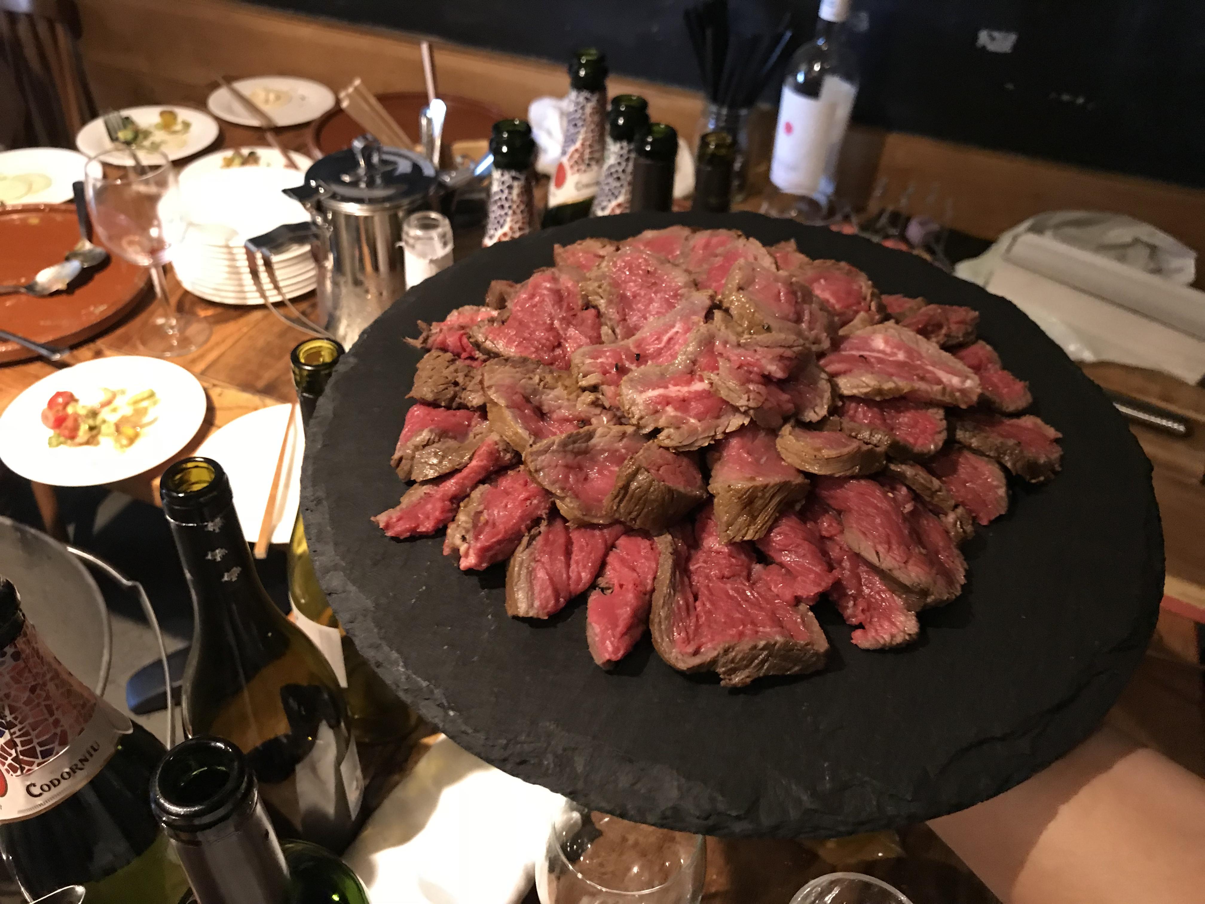 (終了)2018年10月28日(日)17:00~19:30  港区ラグジュアリーBBQワイン会