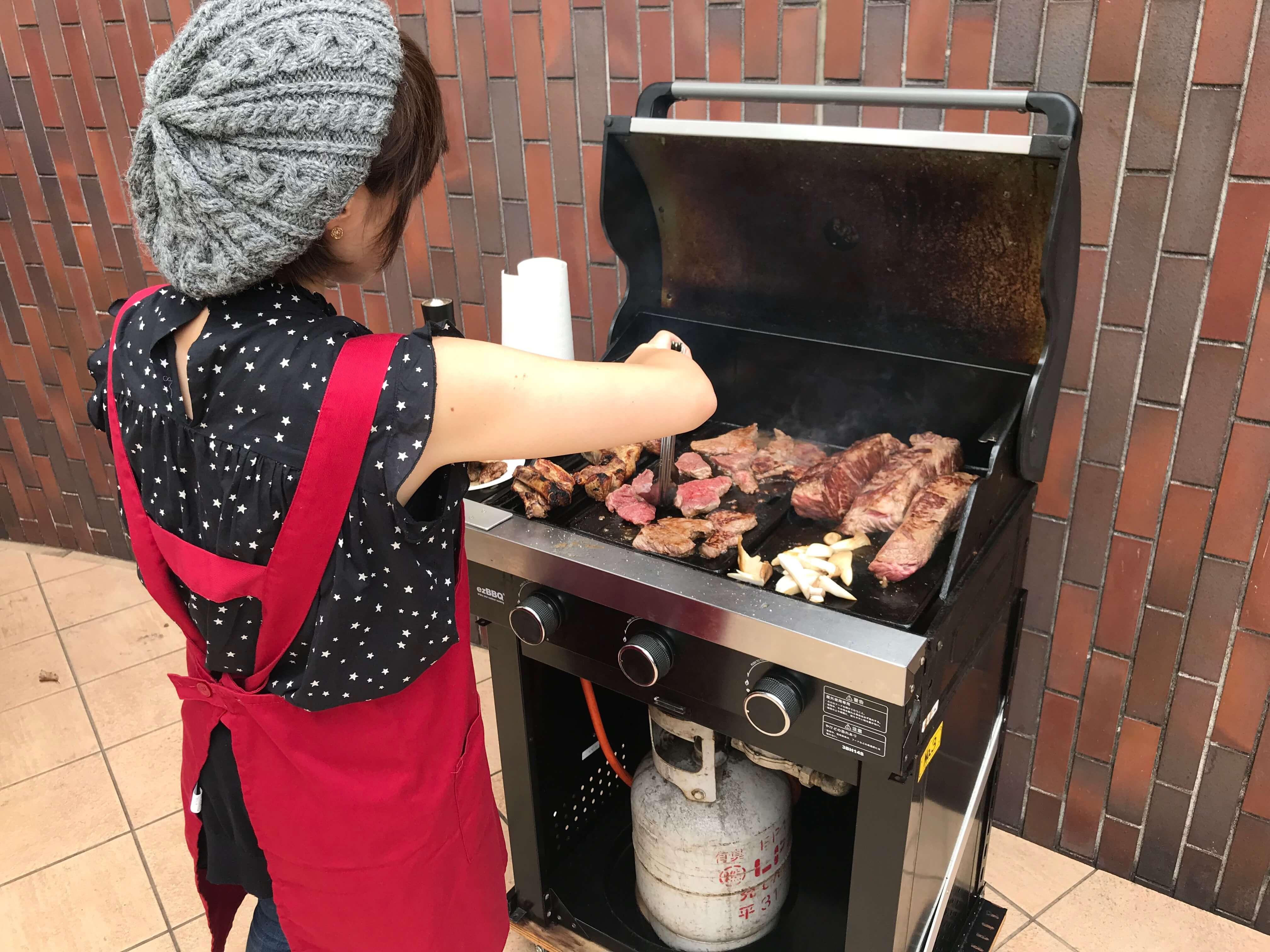 (終了)2018年10日28(日)  多摩川丸子橋 肉塊BBQ&ワインパーティー
