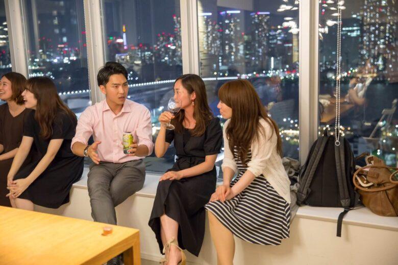 (終了)【🌟渋谷独身ワイン会🌟】  日曜日にまったり独身限定のワイン会  ~クリスマス前にワイン片手に                                    独身男女で交流会~