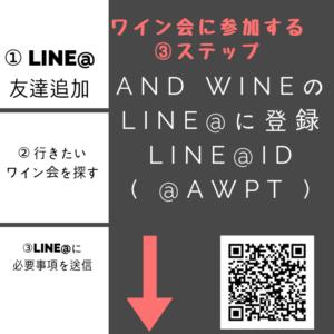 ワイン会参加方法