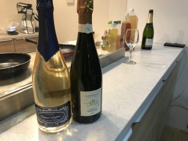 恵比寿で独身限定 スペイン料理とスパークリングワイン会