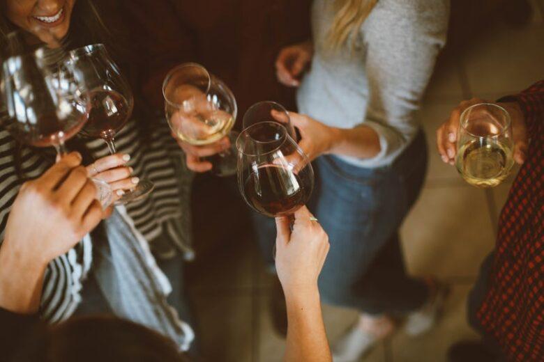 ワイン会雰囲気