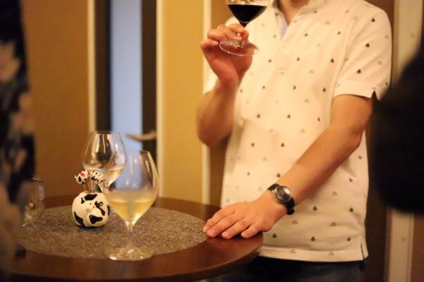 7月ワイン会レポート