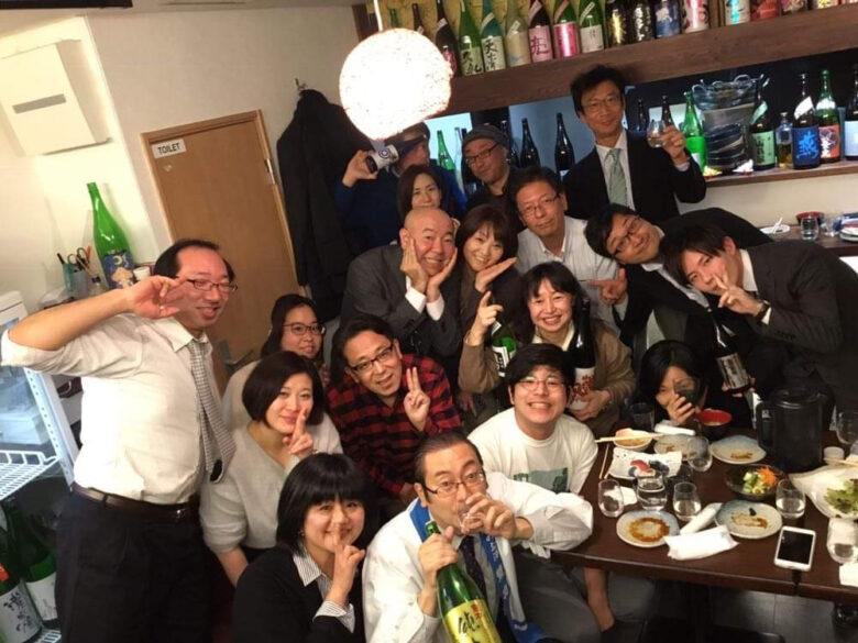 (終了)日本酒と季節の料理会