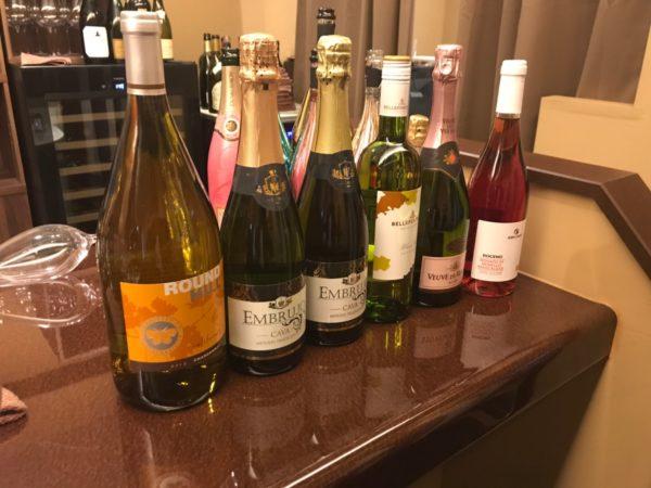 独身クリスマスワイン会@六本木会員制ワインバー